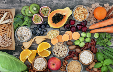 Incorporating fibre in your diet helps you become healthier.