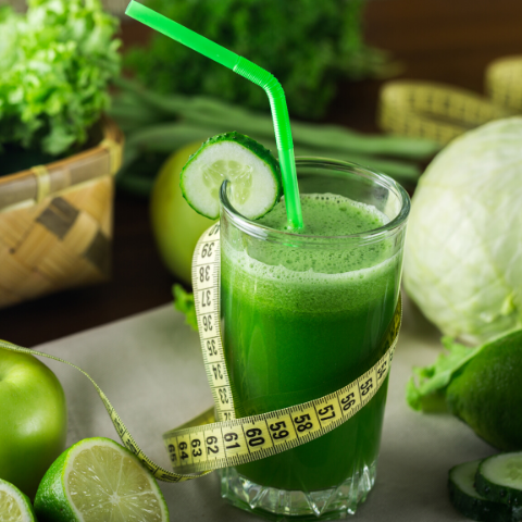 Detoxification helps the body flush out cholesterol and harmful toxins.