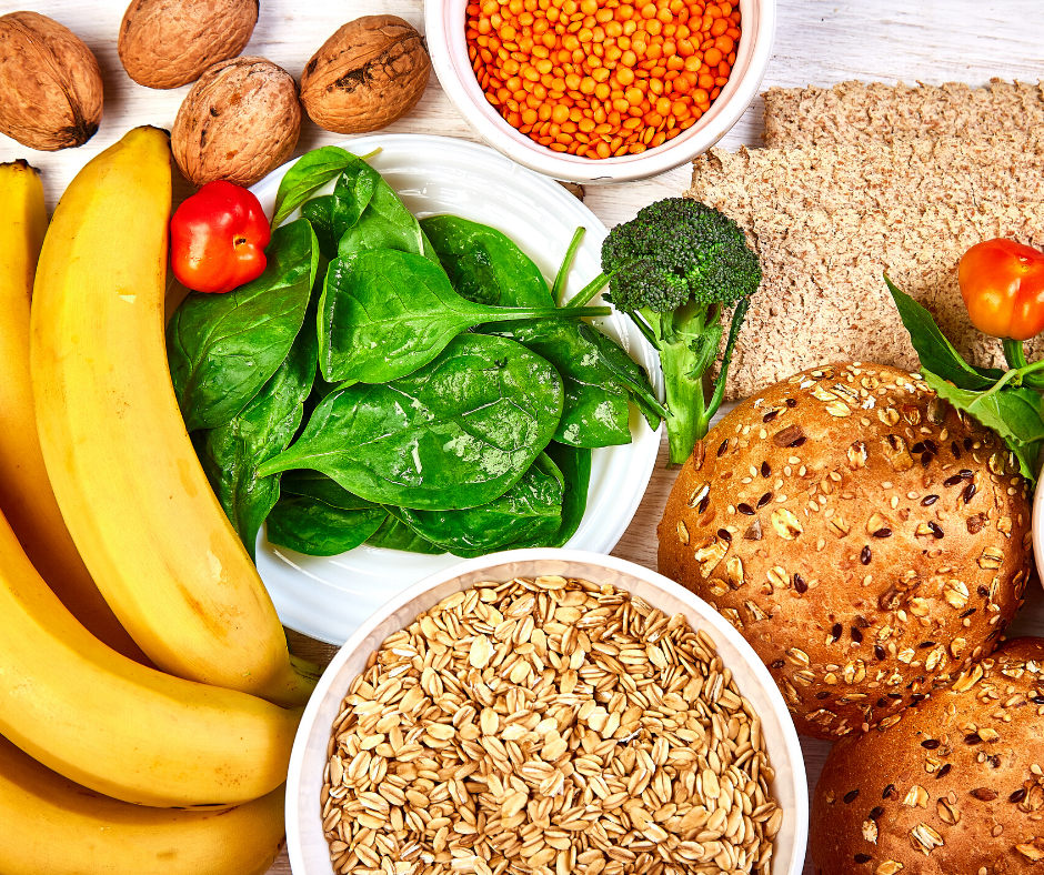 Dietary fibre can help the digestive system get rid of toxins in the body.