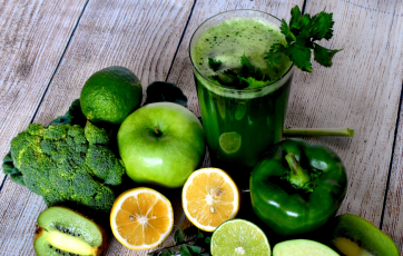 Antioxidant drinks are absorbed better by the body.