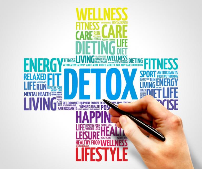 The Benefits of Body Detoxification